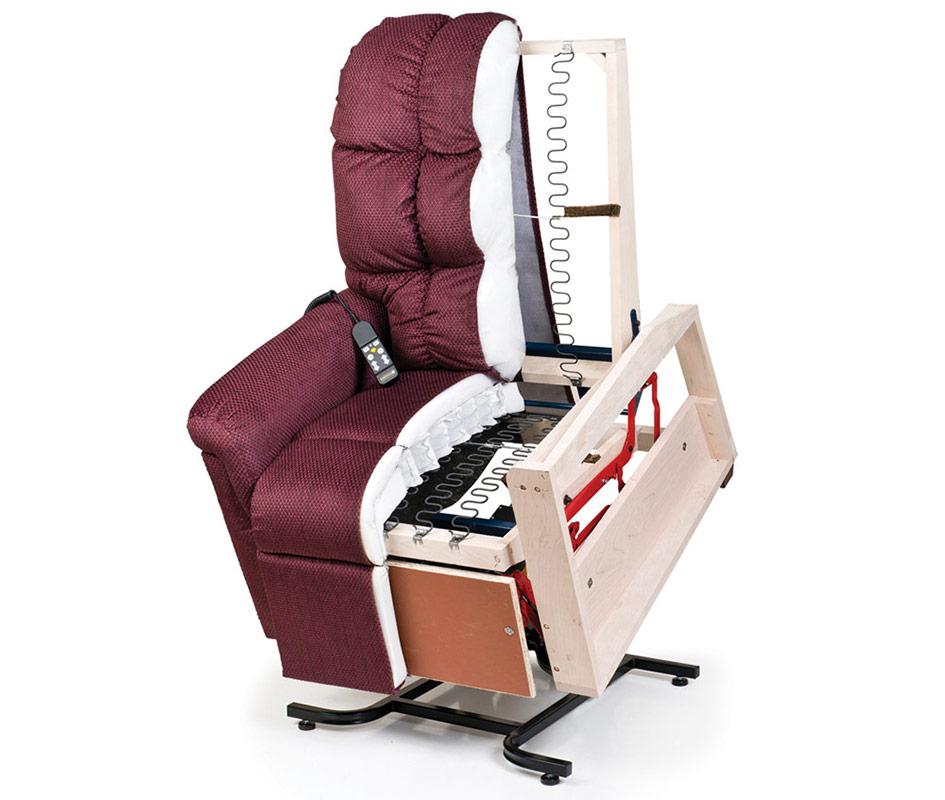 Sessel für Senioren