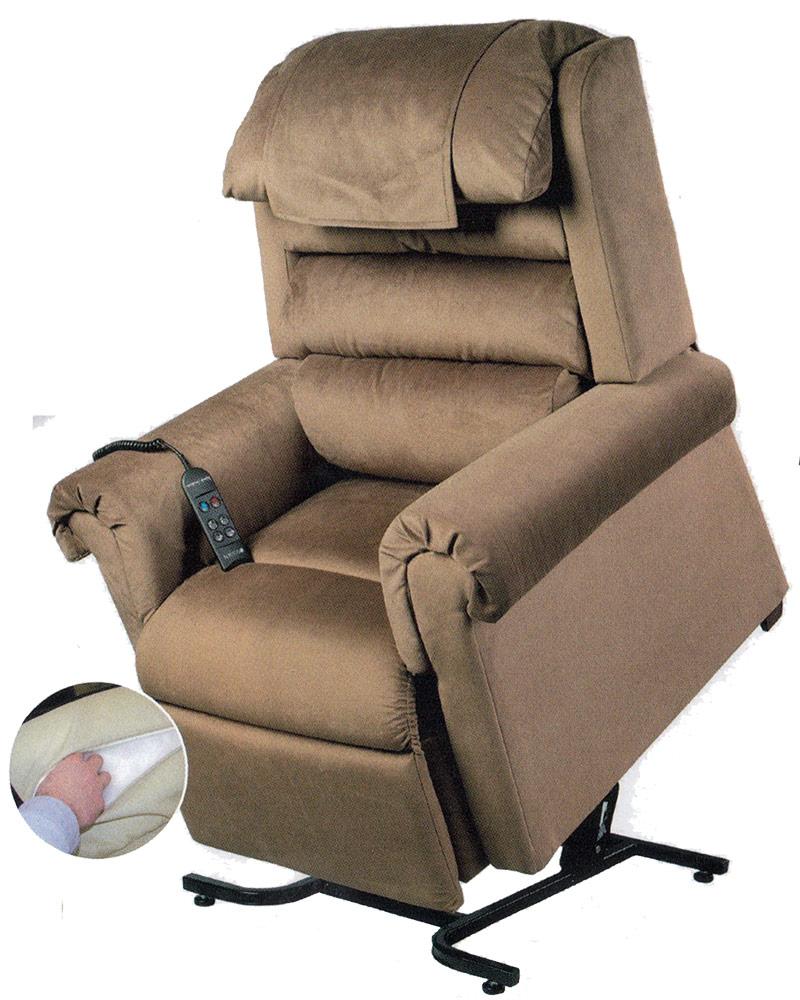 Aufstehsessel Komfort Luxus