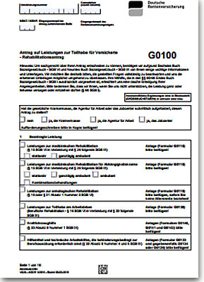 Formular-G100