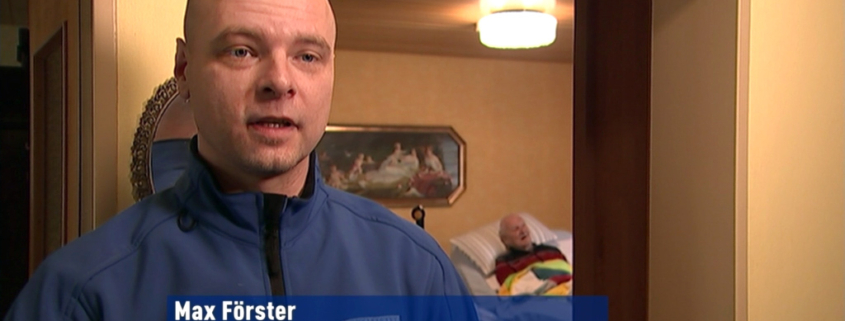 Max Förster im Interview