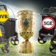 Topro Rollatoren in Fußball-Farben