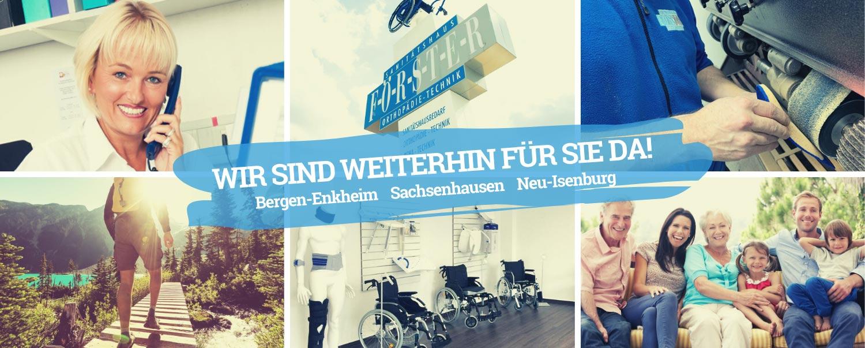 Sanitätshaus in Frankfurt